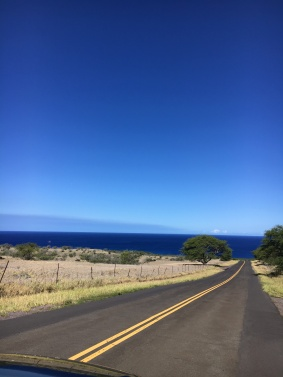 ROAD TO NOWHERE, MAUI, HAWAII