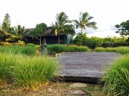 YOGA DECK DES HOTELS, MAUI, HAWAII