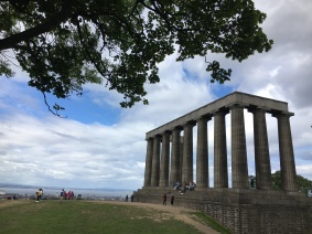 CALTON HILL, EDINBURGH, SCOTTLAND