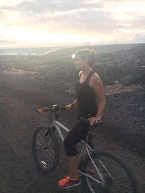 VULCANO NATIONAL PARK MTB TOUR, BIG ISLAND, HAWAII